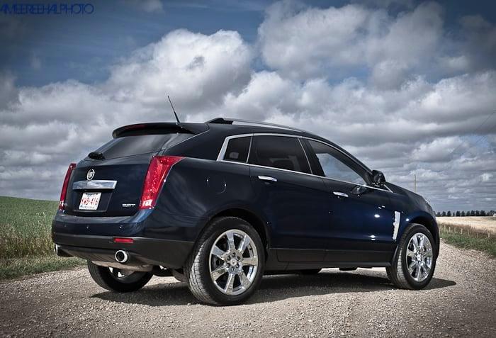 2010 Cadillac SRX Review