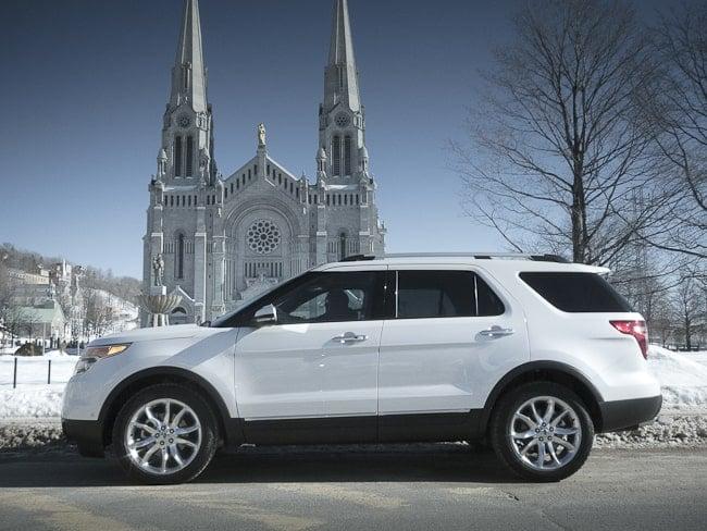 2011 Ford Explorer Review