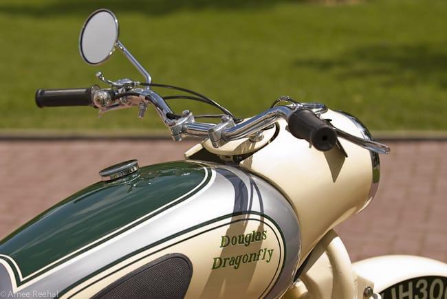1956 Douglas Dragonfly mirrors