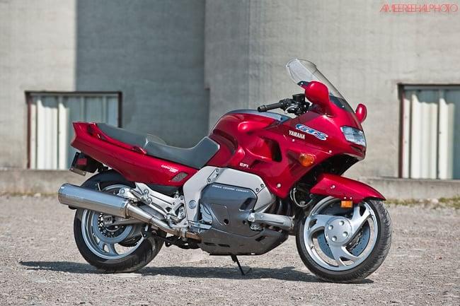 1993 Yamaha GTS1000
