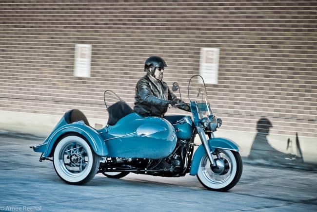Harley-Davidson-Panhead-rolling-photo
