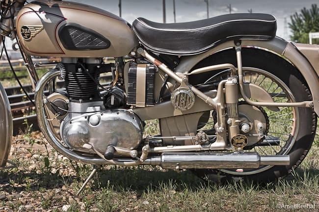 1952 B.S.A. A10 Golden Flash