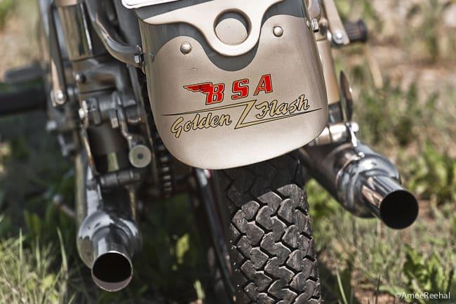 B.S.A. A10 Golden Flash