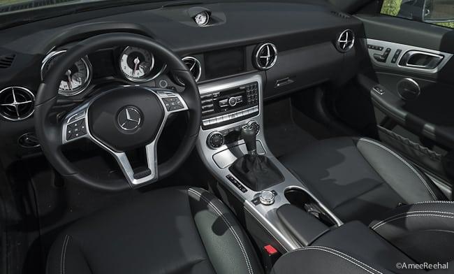 2012 Mercedes-Benz SLK 350 Roadster review