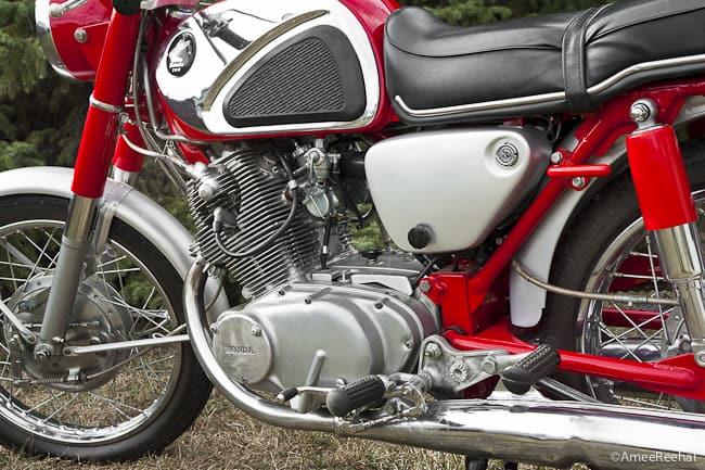 Honda SuperHawk