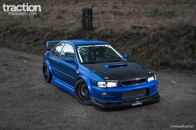 Gc8 Great An Insane Street Legal 1998 Subaru Impreza 2 5