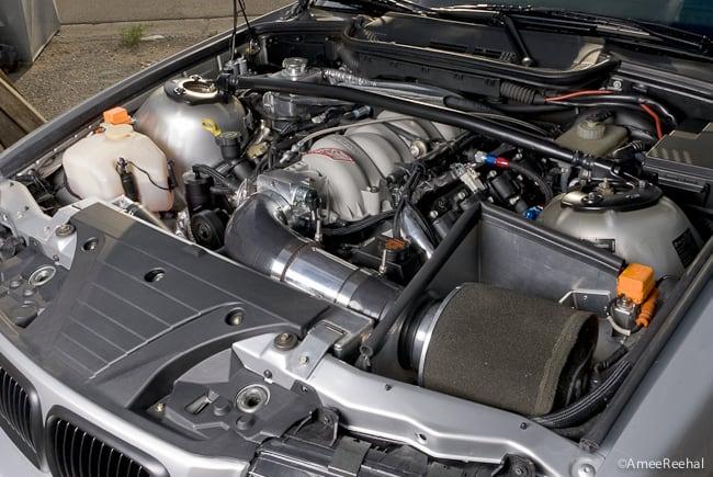 1993 BMW E36