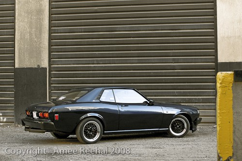 Classic Charm, Modern Muscle: 1977 Toyota Celica Turbo Tuned Perfect