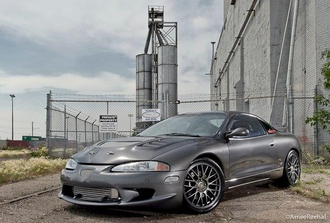 1997 Eagle Talon with 850+hp