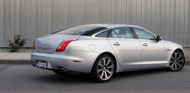 2011 Jaguar XJL Supercharged Review