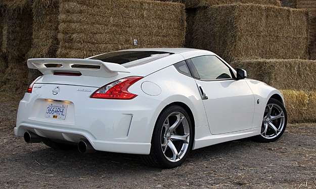 2011 Nissan 370z Nismo Review Limited Edition Power Player
