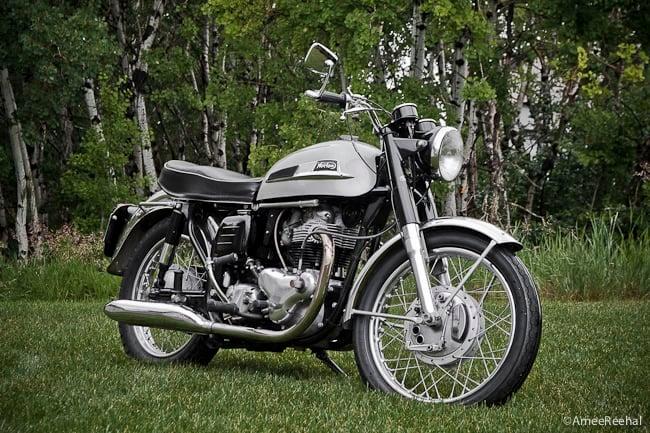 1968 Norton Atlas Motorcycle Feature