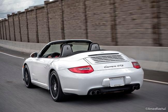 2011 Porsche 911 Carrera GTS Cabriolet Review