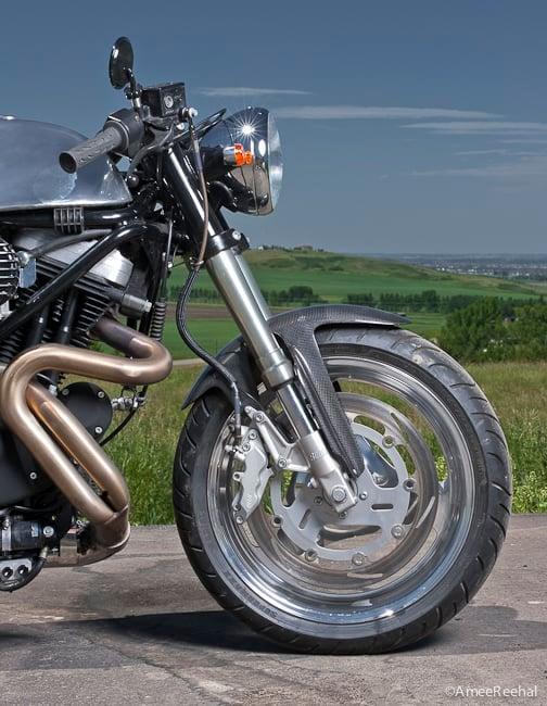 2001 Buell X1 Lightning