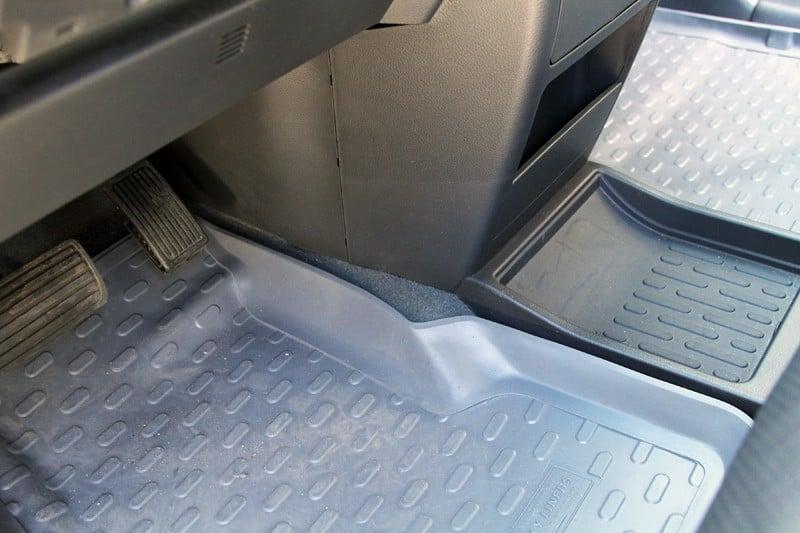 Husky Liners Floor Mat Liner Review truck