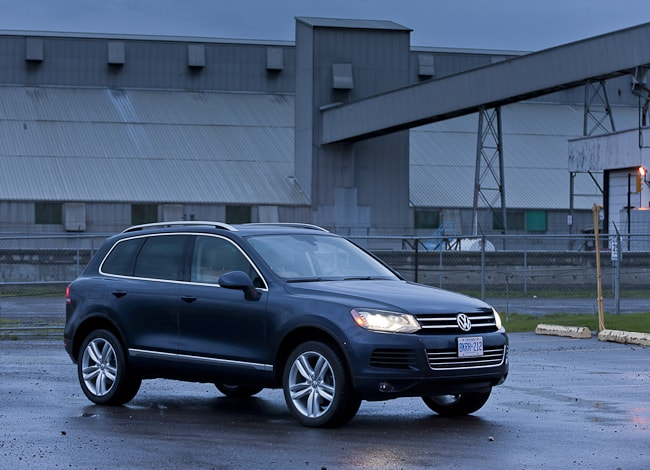 2011 Volkswagen Touareg Review