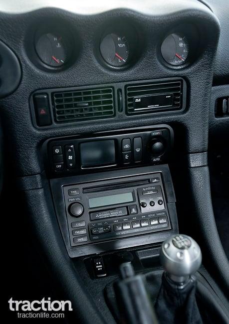 1999 Mitsubishi 3000GT VR4