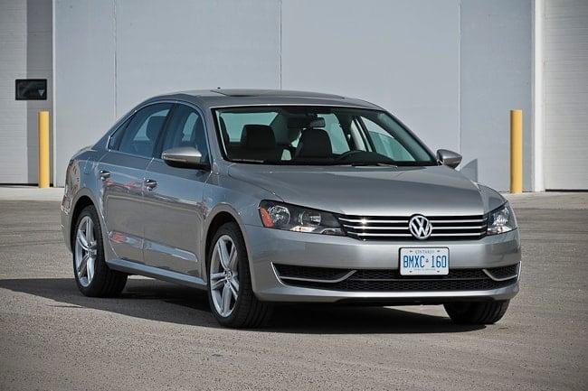 2012 VW Passat Review