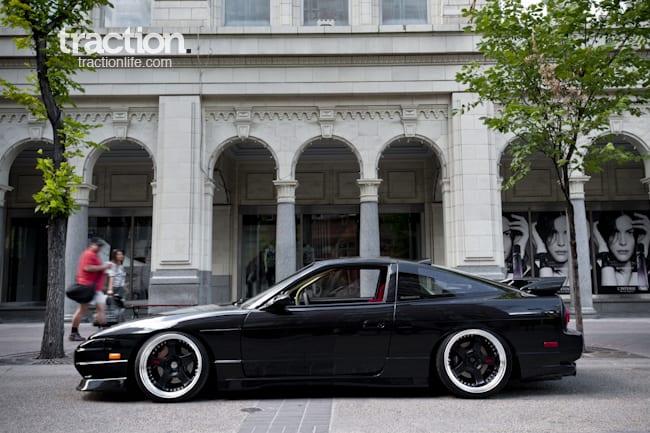 1992 Nissan 240SX SE
