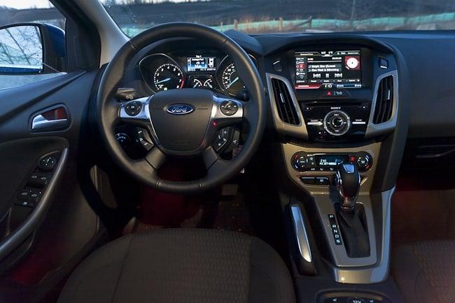 2012 Ford Focus Titanium Hatchback Review Worth The Premium Price
