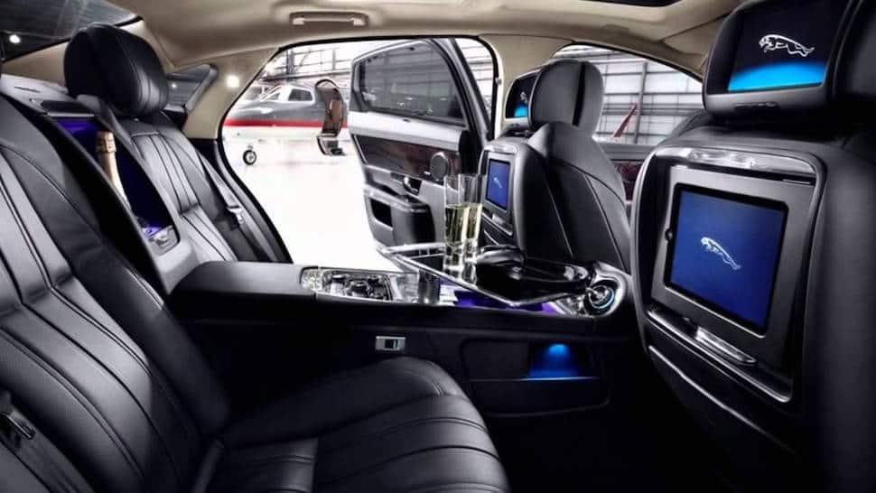 2013 Jaguar XJ Ultimate