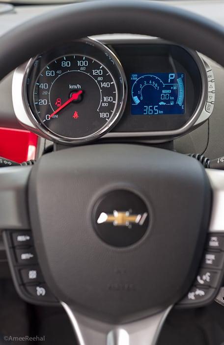2013 Chevrolet Spark Review
