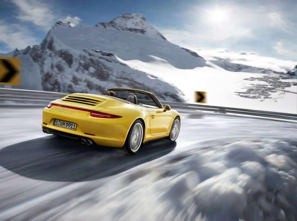 2013 Porsche 911 Carrera 4