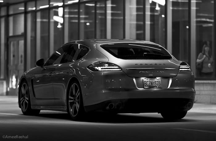 In Pictures 2012 Porsche Panamera S Hybrid Lean And Green