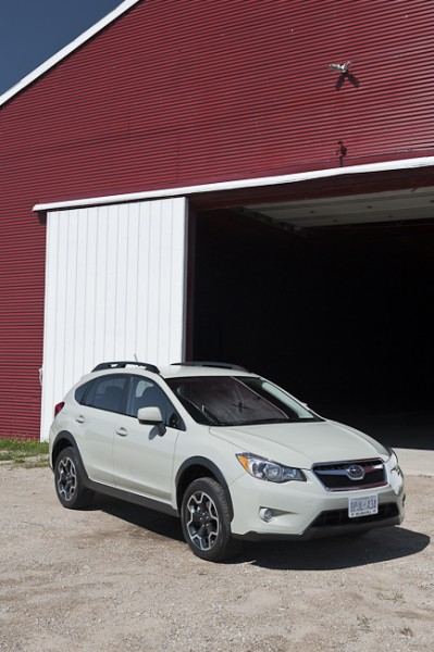 2013 Subaru XV Crosstrek review