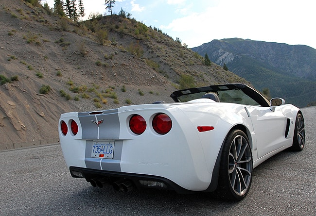 2013 Chevrolet Corvette 427 60th Anniversary Review