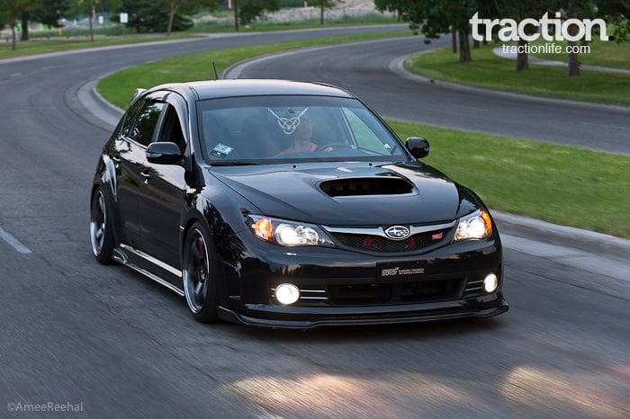A Reasonable Compromise: 285-hp 2008 Subaru STI Hatchback Feature