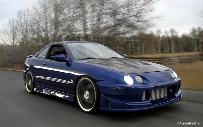 1998 Acura Integra GS-R