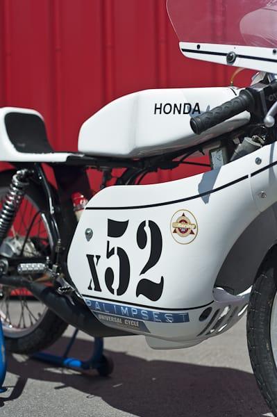 1977 honda mt125r