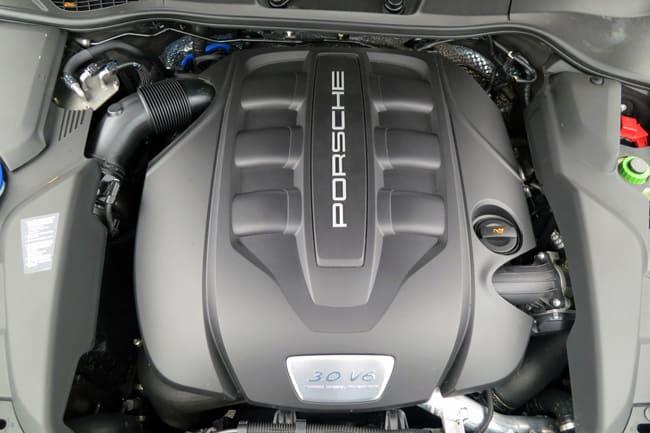 2013 Porsche Cayenne Diesel