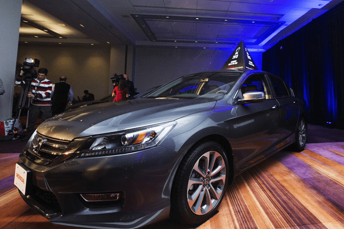 ajac-car of the year 2013