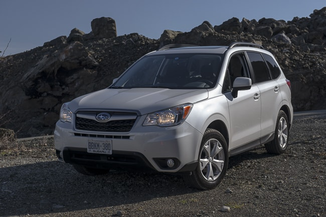 First Drive > 2014 Subaru Forester