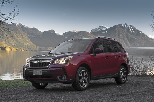 2014-Subaru-Forester-front grill