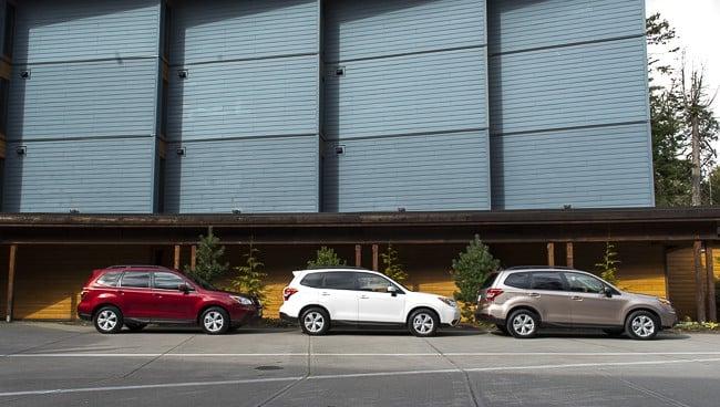 2014-Subaru-Forester colors