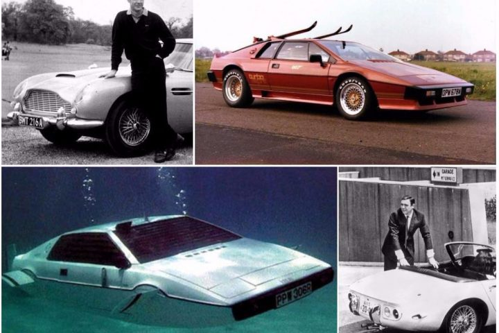 Best Bond Cars: Top 10 of 007's Classics