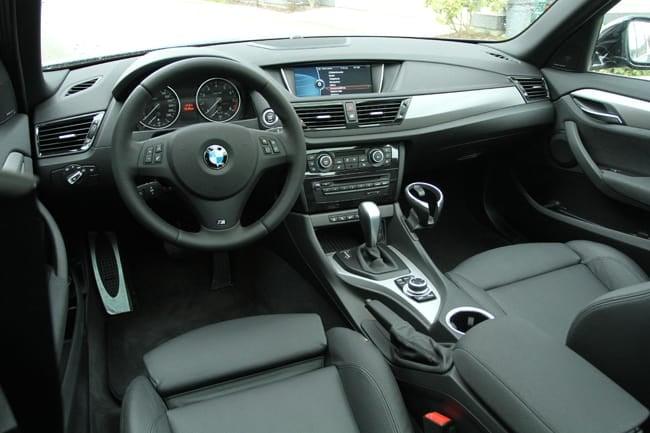 BMW X1 xDrive 35i interior