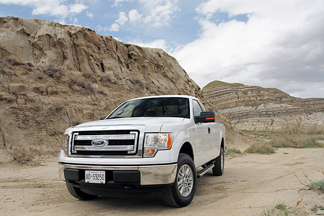 2013 F150 Towing Capacity >> 2013 Ford F 150 Review Revised Payload And Towing Capacity