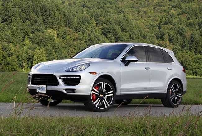 2014 Porsche Cayenne Turbo S Review