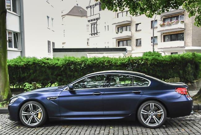 First Drive > 2014 BMW M6 Gran Coupé