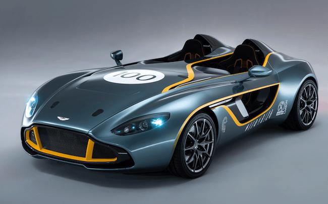 Aston Martin CC100 Speedster-front