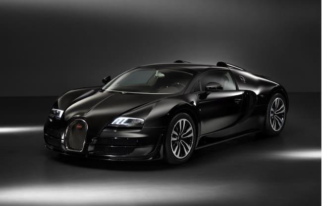 Bugatti Grand Sport Vitesse Jean Bugatti Edition