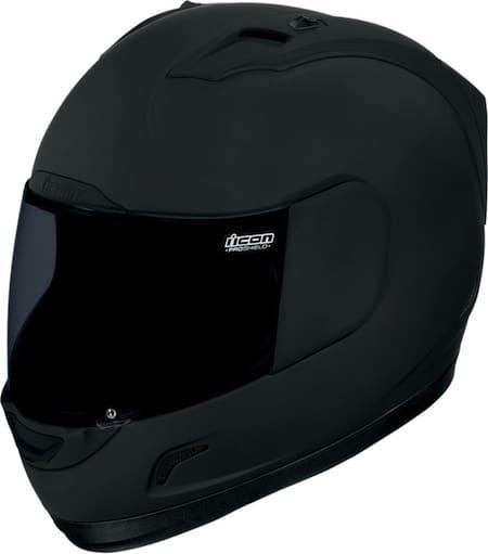 Motorcycle-helmet-Icon-Alliance-Dark-Helmet-rear