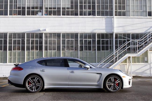 2014 Porsche Panamera Turbo Executive  Review