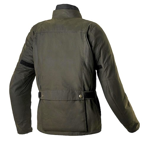 Spidi-Worker-Wax-Motorcycle-Jacket-back