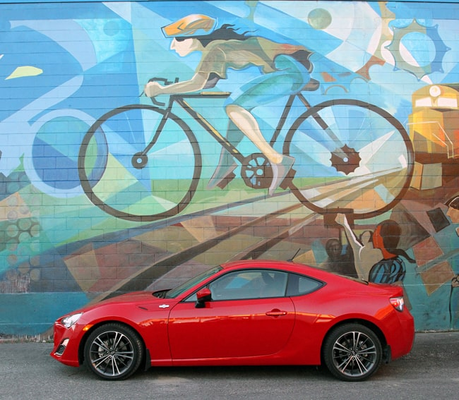 2014 Scion FR-S Review: Reigniting Toyota's Racing Past
