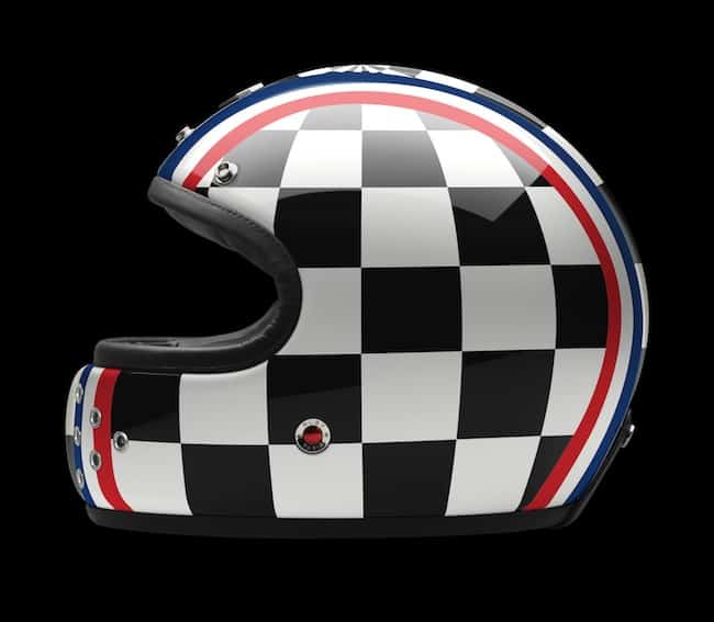 Ruby Castel Tour Auto 2014 Helmet